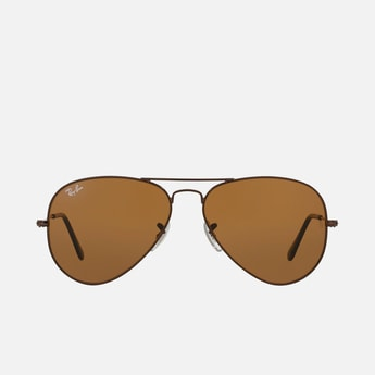 RAY-BAN Men UV-Protected Aviator Sunglasses - 0RB3025I-R1072-58