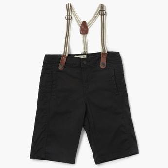 GINI & JONY Bermuda With Suspender Belts