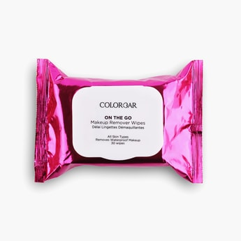 COLORBAR On The Go Makeup Remover Wipes