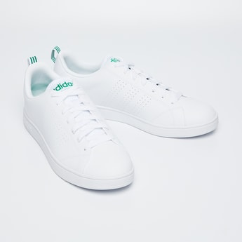 ADIDAS Perforated Lace-Up Shoes