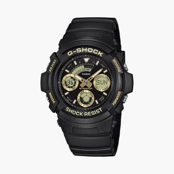 CASIO Men Chronograph Analog & Digital Watch - AW-591GBX-1A9DR