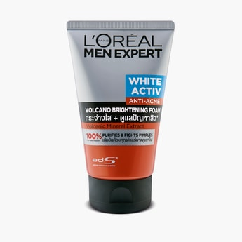 L'OREAL PARIS Men Expert Volcano Red Foam Facewash