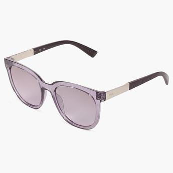 FILA UV Mirrored Lens Square Sunglasses