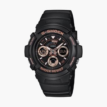 CASIO Men Chronograph Analog & Digital Watch - AW-591GBX-1A4DR