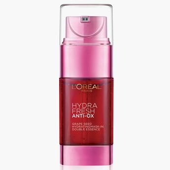 L'OREAL PARIS Hydrafresh Anti-Ox Mask-In Double Essence