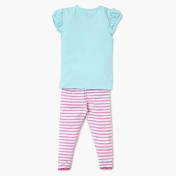 FS MINI KLUB Hello Puppy Top And Pyjama Set