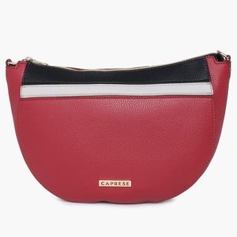 CAPRESE Textured Sling Bag