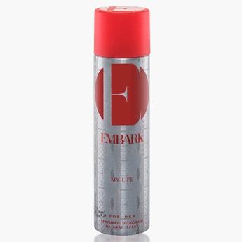 EMBARK My Life For Her Deodorant- 150 ml.