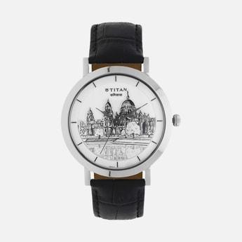 TITAN Men Forever Kolkata - Inspired by Victoria Memorial Analog Watch - 1740SL01