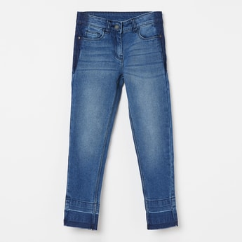 BOSSINI Stonewashed Skinny Fit Jeans