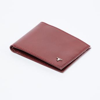 BULCHEE Genuine Leather Solid Wallet