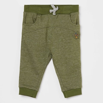 FS MINI KLUB Solid Knitted Joggers
