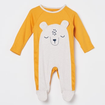 FS MINI KLUB Printed Sleepsuit