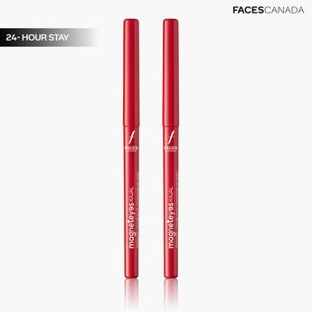 FACES CANADA Magnet Eyes Kajal - Pack of 2