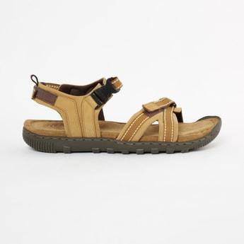 WOODLAND Solid Sandals