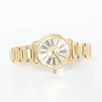 GUESS Women Water-Resistant Analog Watch - W1148L2