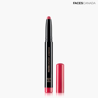 FACES CANADA Ultime Pro HD Intense Matte Lips with Primer