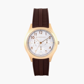 GIORDANO Women Analog Watch with Silicone Strap - 2983-03