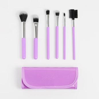 GINGER Essential Brush Set - Set of 7 Pcs.