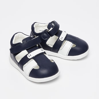 FAME FOREVER Mid-Top Shoes with Velcro