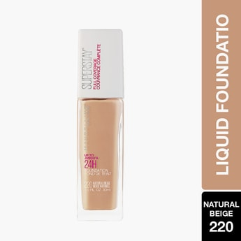 MAYBELLINE NEW YORK  Superstay 24H Full Coverage Liquid Foundation