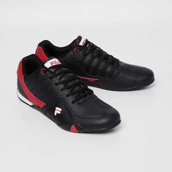 FILA Panelled Marcos Lace-Up Shoes