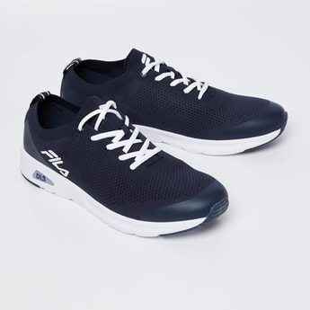 FILA Zubro Lace-Up Athleisure Shoes