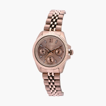GIORDANO Women Analog Watch with Metal Strap - GD-2032-11