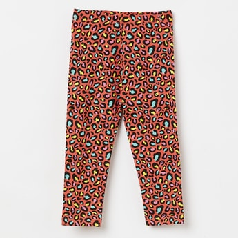 JUNIORS Printed Knitted Pants