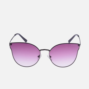 GIORDANO Women Solid UV-Protected Oval Sunglasses - GA90196C28