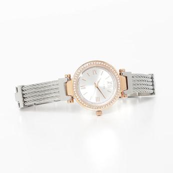 GUESS Women Embellished Analog Watch - W1009L4