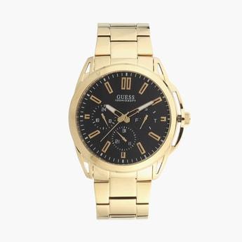 GUESS Analog Black Dial Men's Watch-W1176G3
