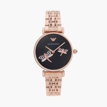EMPORIO ARMANI Women Embellished Analog Watch - AR11206I