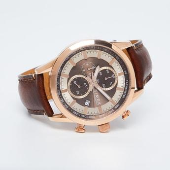 TIMEX E Class Men Tachymeter Chronograph Watch - TWEG17603