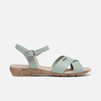 MODARE Women Solid Sandals