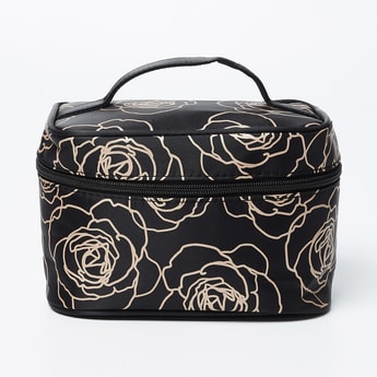 GINGER Printed Vanity Pouch