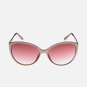 GIORDANO Women Solid UV-Protected Cat-Eye Sunglasses - GA90195C11