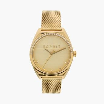 ESPRIT Women Embellished Analog Watch-ES1L057M0055
