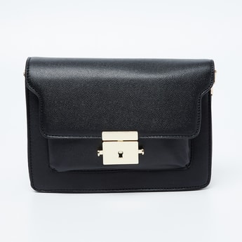 CODE Solid Tuck and Catch Sling Bag