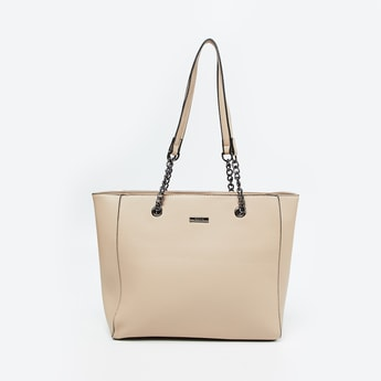 CODE Textured Tote Bag
