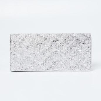 CODE Textured Clutch