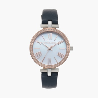 MICHAEL KORS Women Analog Watch with Leather Strap - MK2833I
