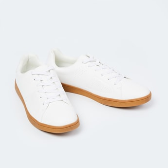 FORCA Perforated Low-Top Casual Shoes