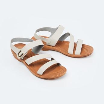 GINGER Slingback Flat Sandals