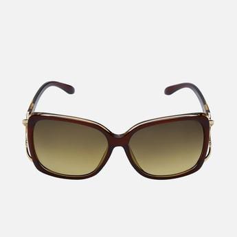 GIORDANO Women UV-Protected Butterfly Sunglasses- GA90222C02