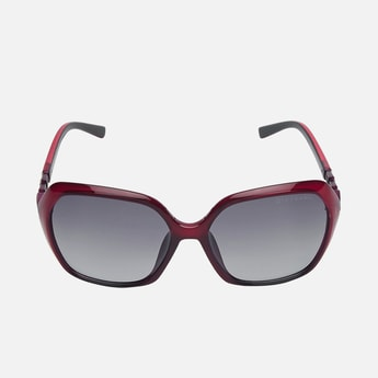 GIORDANO Women Solid UV-Protected Butterfly Sunglasses - GA90225C03