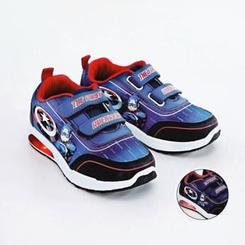 FAME FOREVER Avengers Print Light Up Shoes
