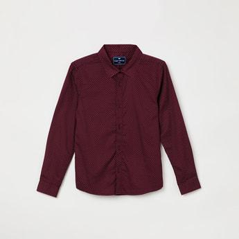 FAME FOREVER KIDS Printed Full Sleeves Shirt