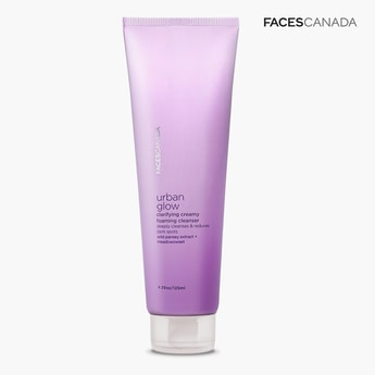 FACES CANADA Urban Glow Clarifying Creamy Foaming Cleanser