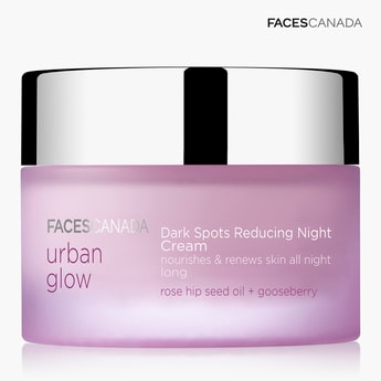 FACES CANADA Urban Glow Dark Spots Reducing Night Cream